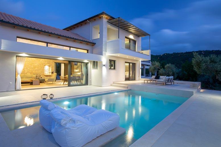 Olive Green Villa
